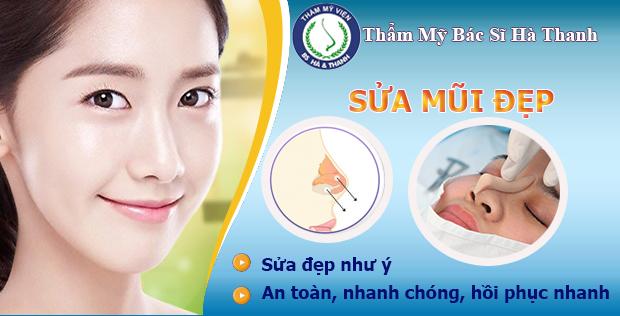 Sửa mũi giá bao nhiêu - Linh Trang hỏi