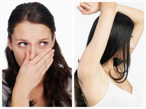 Mách nguyên nhân gây ra bệnh hôi nách là gì